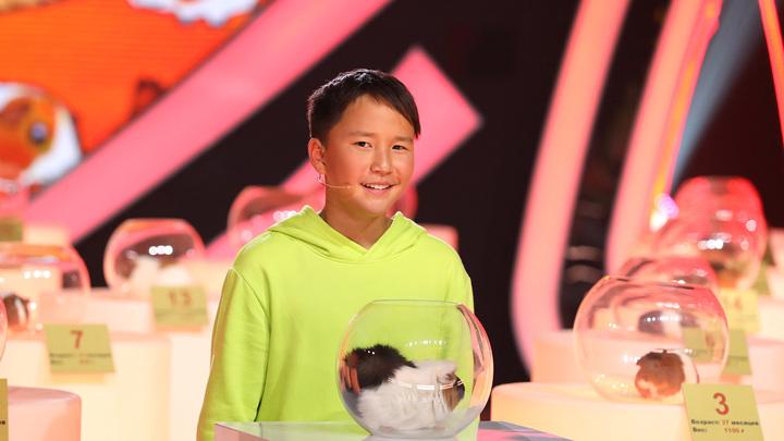 Наранбат Ширбазар, невероятная память, 12 лет, г. Улан-Батор (Монголия)
