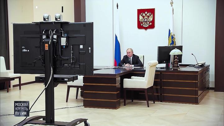 Не кино и не сериал: что показывают по телевизору президенту