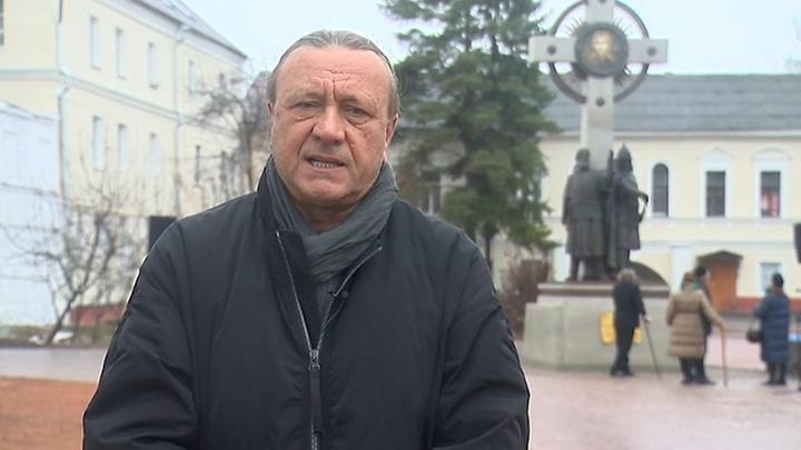 Собирательный образ мужественных людей: Николай Мухин о памятнике Минину и Пожарскому в Ярославле