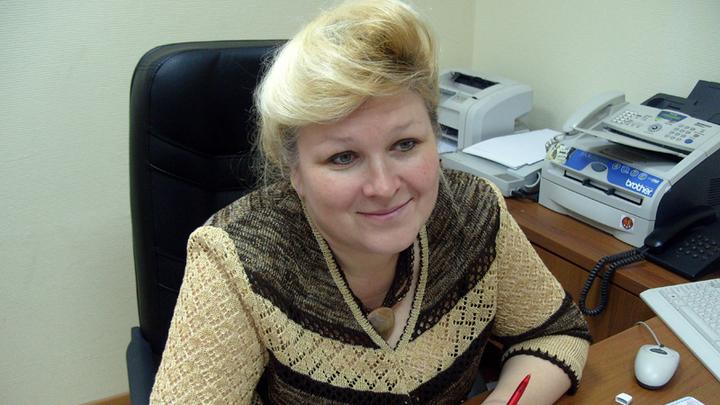 Директор Центра социализации и персонализации детей ФИРО Наталья Владимировна Тарасова