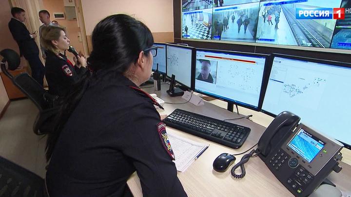 Камеры с распознаванием лиц помогли раскрыть тысячи преступлений в столице