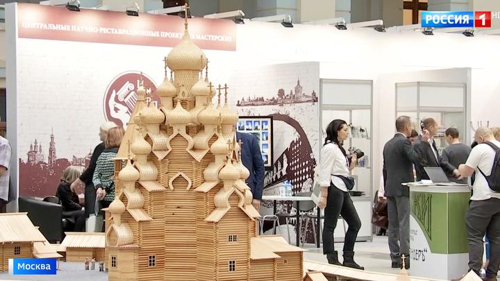 О масштабной работе столичных реставраторов расскажет выставка в Гостином дворе