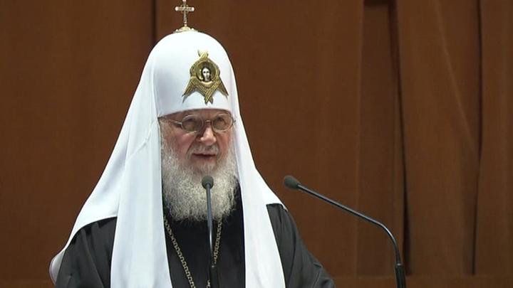 Патриарх предложил ответить на вызовы соцсетей школьным курсом культурологии