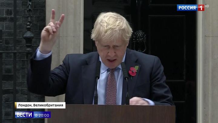 Смелые заявления из Лондона: Борис Джонсон рассказал, что заставляет его жевать галстук