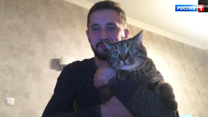 Упитанный кот улетел с хозяином во Владивосток после замены на взвешивании