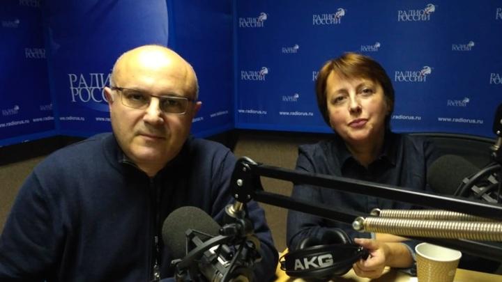Николай Мамулашвили и Ольга Ивлева