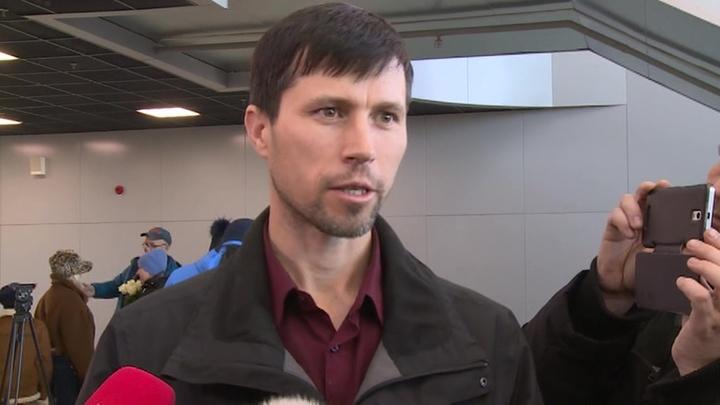 Семья Лисовых вернулась в Хабаровск
