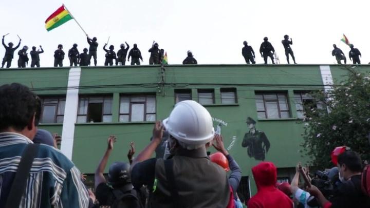 Эво Моралес заявил о попытке переворота в стране