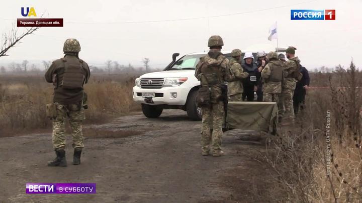 Мир или война: разведение сил в ДНР будут тщательно контролировать