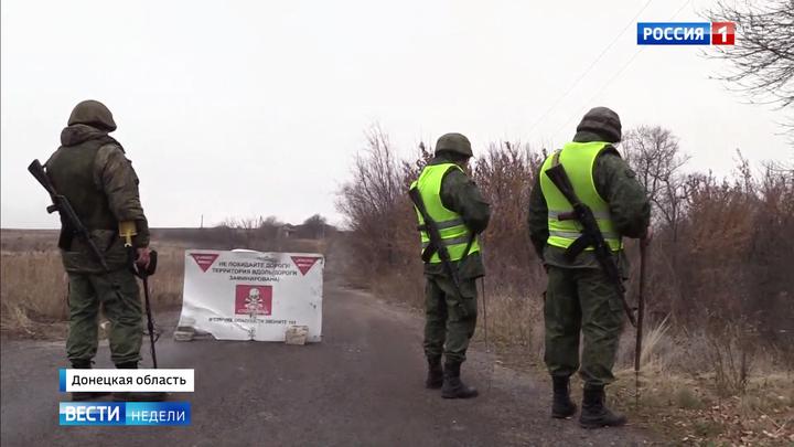 Отвод войск: шансы ввести режим тишины высоки как никогда