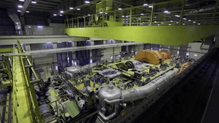"""В Иране начали строительство второго энергоблока АЭС """"Бушер"""""""