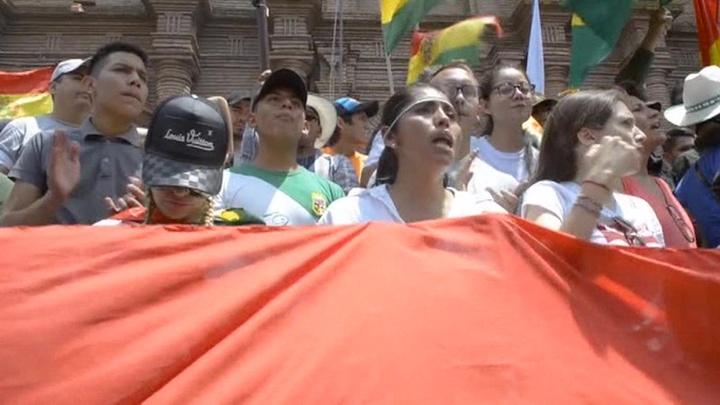 Мексика готова предоставить убежище Моралесу