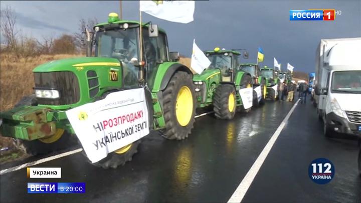 Страсти по земле: Зеленский обещает референдум, оппозиция ему не верит