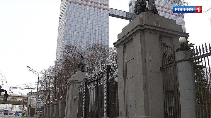 Москвичи просят спасти памятник архитектуры на Ленинградском проспекте