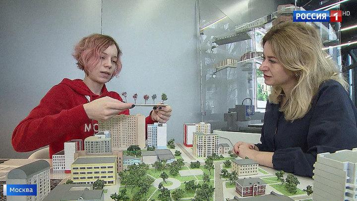 Москва в миниатюре стала больше: на ВДНХ открыли обновленный макет столицы