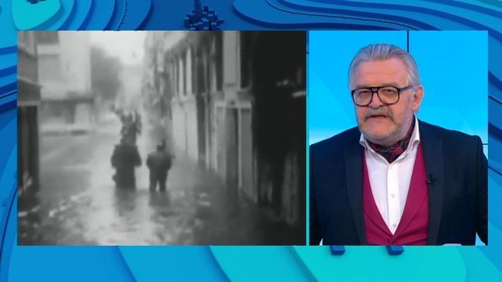"""""""Погода 24"""": в Венеции из-за наводнения погиб один человек"""
