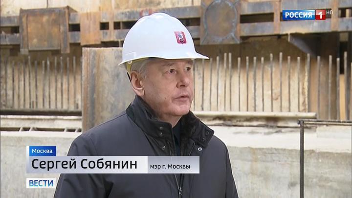 """Станцию """"Зюзино"""" украсит необычный потолок"""