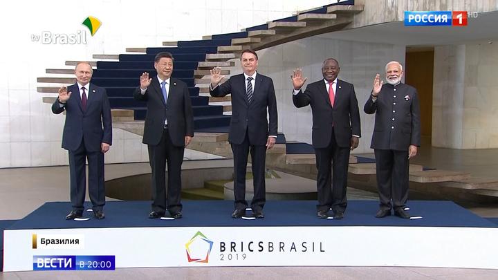 Неожиданные ракурсы саммита БРИКС: хозяевам форума удалось произвести впечатление
