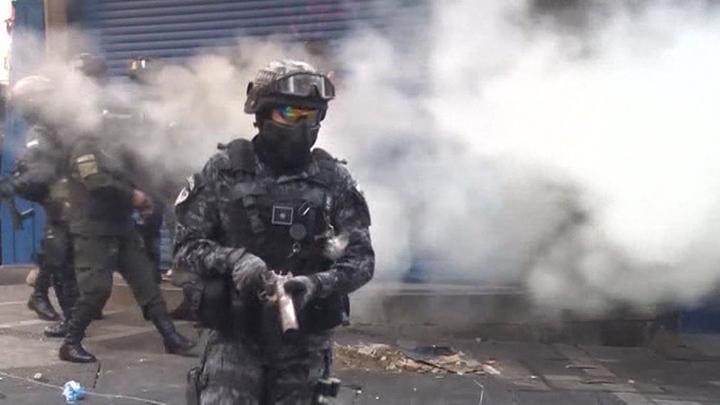 Беспорядки в Боливии: более 20 погибших и 700 раненых