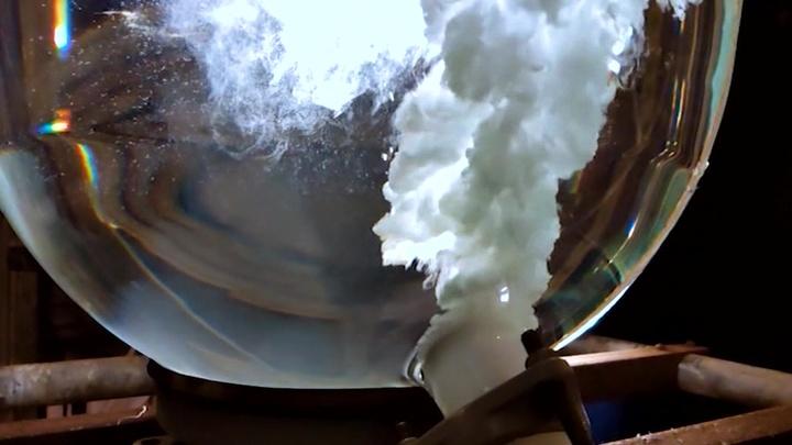 Чистая частица. Специальный репортаж Дмитрия Кодаченко