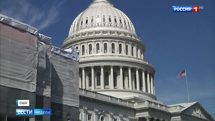 Конгресс США все больше похож на Верховную Раду