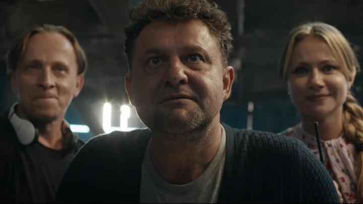 "Кадр из фильма ""Холоп"""