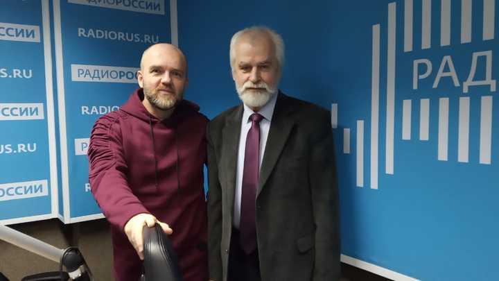 Дмитрий Конаныхин и Александр Ужанков