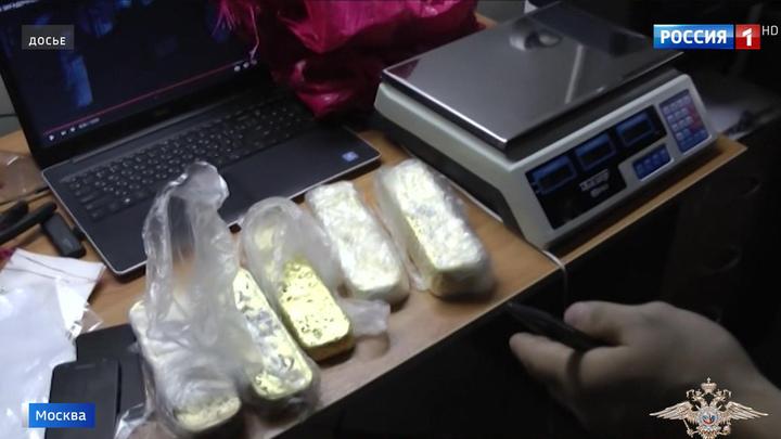 В Красноярске украли почти 6 килограммов золота из офиса горнорудной компании