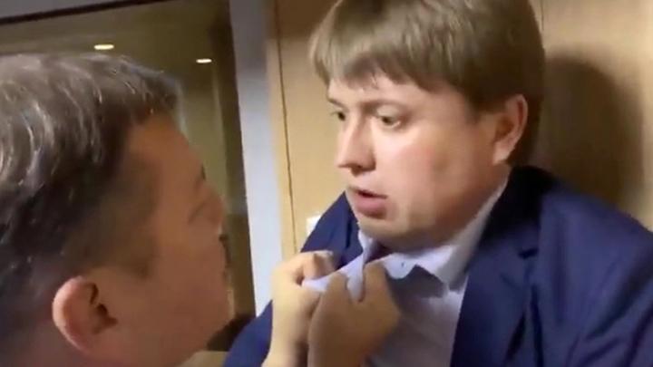 Радикал Ляшко может отправиться за решетку на два месяца
