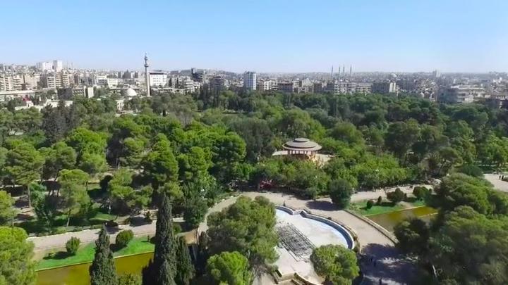 По фронтовым местам: туристический маршрут в Сирию продают на российском рынке