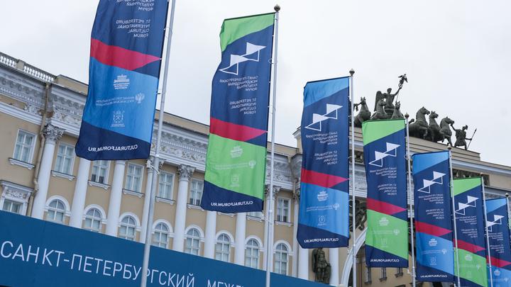 IX Международный культурный форум пройдёт в Петербурге осенью