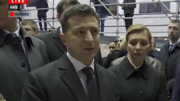 """Украина отмечает годовщину Майдана и 15-летие """"оранжевой революции"""""""