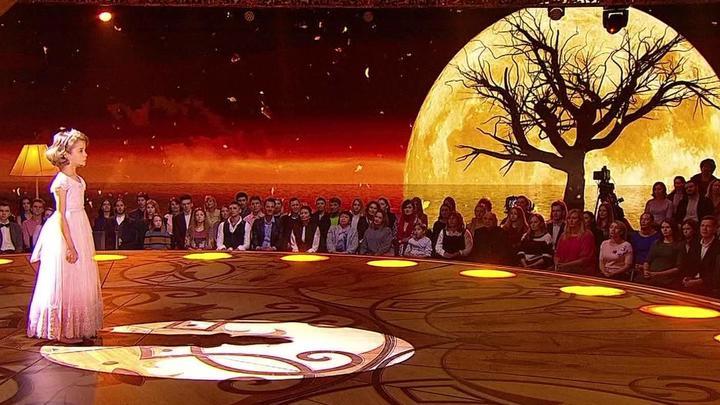 """Новая захватывающая встреча с самыми одаренными детьми ждет поклонников """"Синей птицы"""" (сюжет программы """"Вести"""")"""