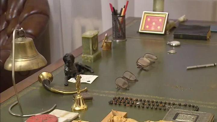 Только подлинные вещи и предметы вдохновения: новые экспонаты в музее Шнитке
