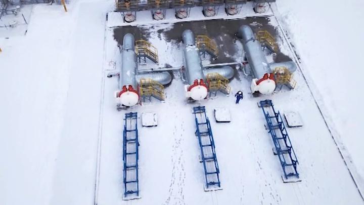 Нефтепровод ВСТО. Специальный репортаж Юлии Макаровой