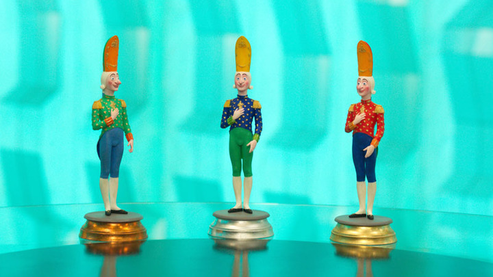 REGULATIONS OF THE INTERNATIONAL TV CONTEST FOR YOUNG MUSICIANS «THE NUTCRACKER»