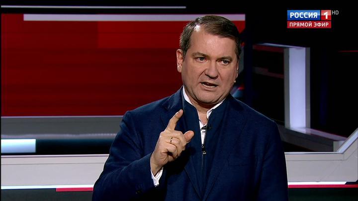 Вечер с Владимиром Соловьевым. Эфир от 28 ноября 2019 года