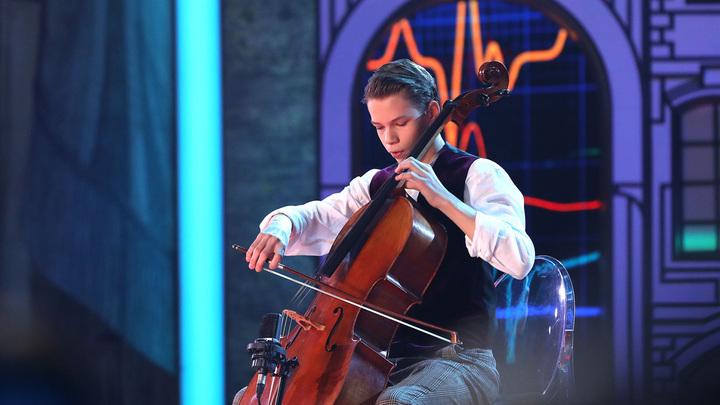 Богдан Ефремов, г. Санкт-Петербург Ф. Гульда, Концерт для виолончели с оркестром, часть 1