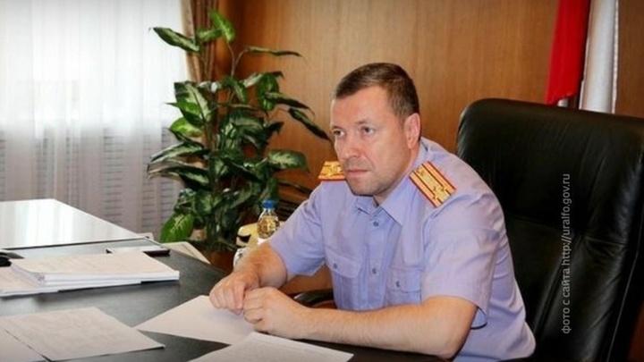 Замглавы СКР по Свердловской области задержан за взятку в 18 миллионов рублей