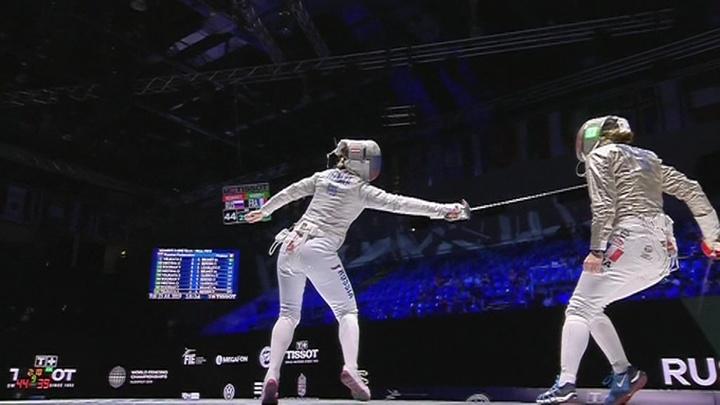 В России фехтование становится все зрелищнее и популярнее