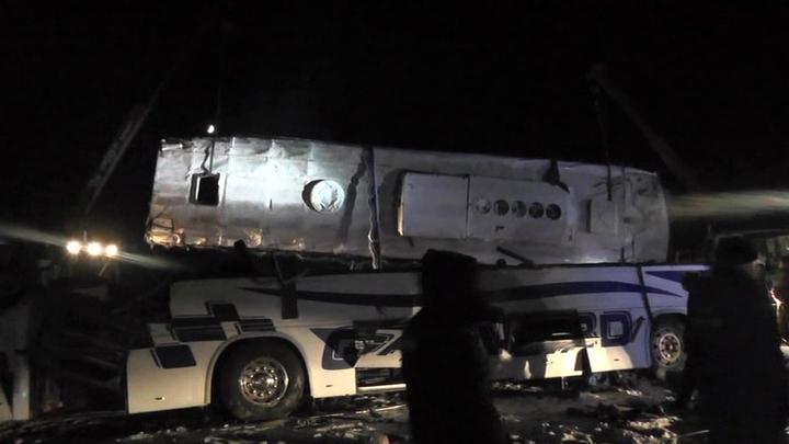 Забайкалье: семьям погибших в аварии выплатят по миллиону рублей