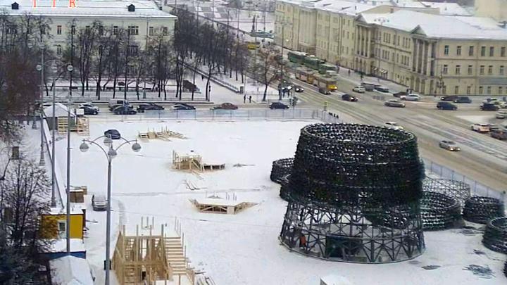 """""""Погода 24"""": снежная каша и оттепели"""