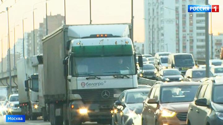 В ЮВАО заработал грузовой каркас