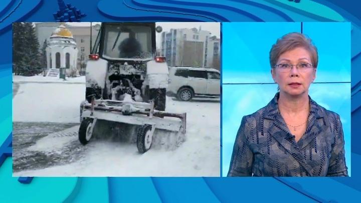 """""""Погода 24"""": снегопады серьезно затруднили дорожное движение в российских регионах"""