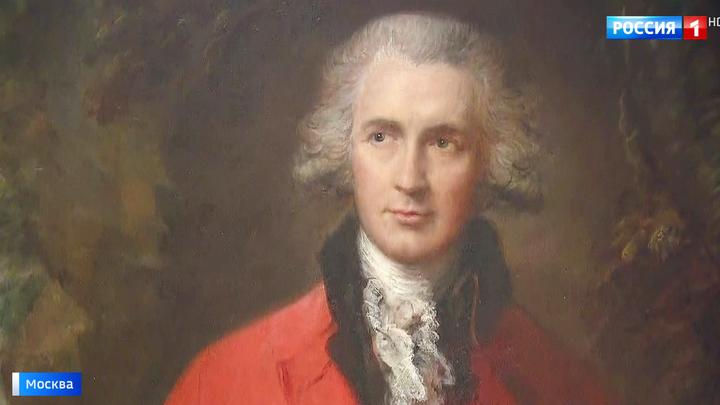 Малоизвестный Гейнсборо: выставка таинственного британца в Пушкинском музее