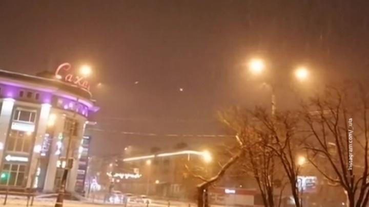 """""""Погода 24"""": на Дальнем Востоке свирепствует жестокий шторм"""