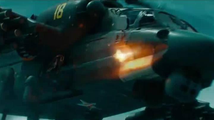 """Взрывы ракет и эмоций: """"Вторжение"""" оценили первые зрители"""