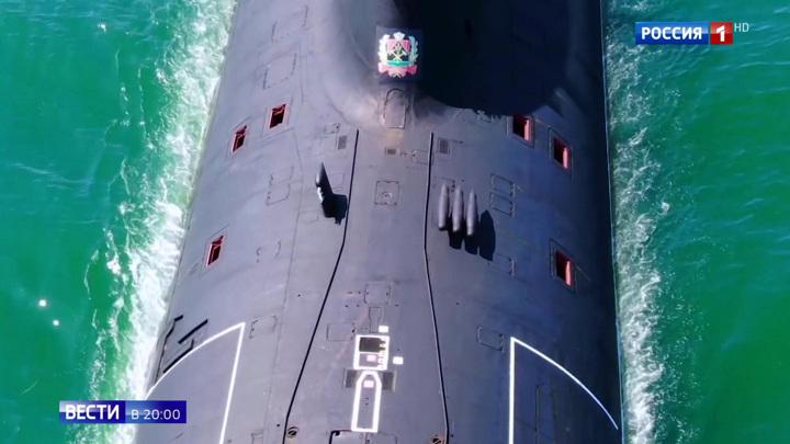 В условиях агрессивности НАТО Россия усилит свой военный флот