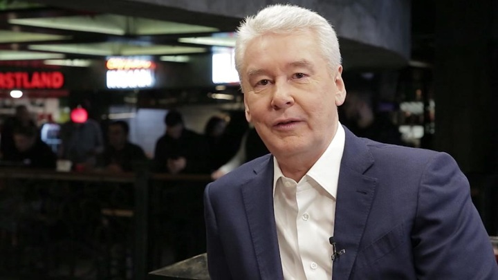 Действующие лица с Наилей Аскер-заде. Сергей Собянин