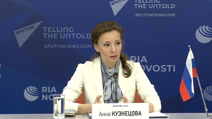 Анна Кузнецова подписала с коллегой из Казахстана меморандум о защите прав детей
